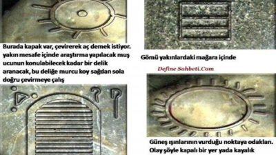 Çözülmüş Resimli Define İşaretleri 2