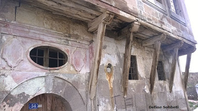 Yunan ve Ermeni Evleri Sırdır