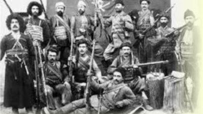 Ermeni Eşkiyaları Zeytun Bölgesi