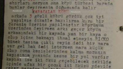 Volçan Voyvoda, Tüm Belgeleri Tek Sayfada Topladık