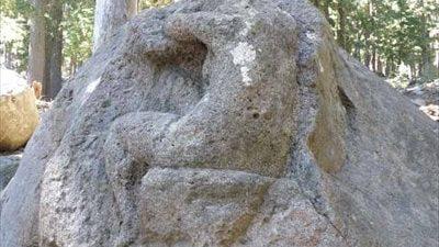 Hamile Kadın – Çıplak Kadın – Melek İşareti