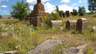 Ermeni Gömüleri