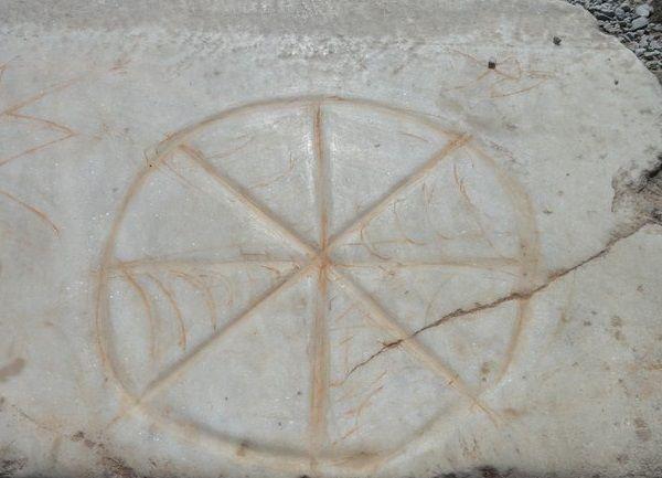 lahit mezar işareti