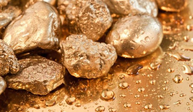saf altın, doğal altın