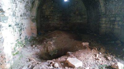 İsli Mağara ve Çolak Manol, Sene 1834
