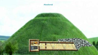 Tümülüs İç Mimari Yapısı Örnekleri